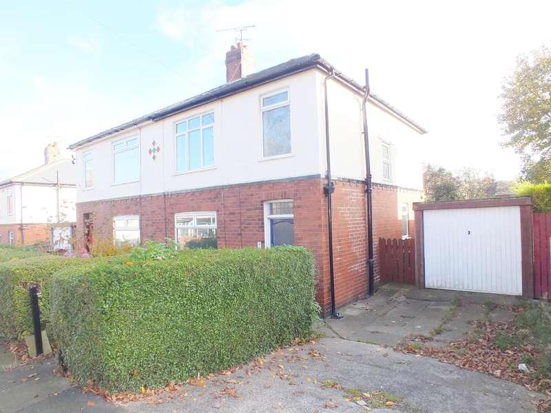 3 Bedrooms Semi Detached House for sale in Swinnow Avenue, Bramley, Leeds, LS13 4NL