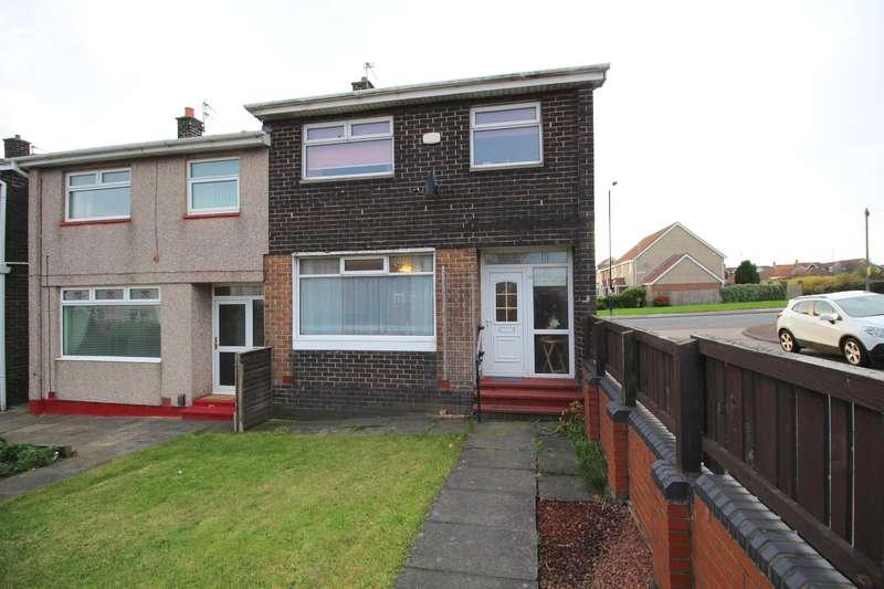 3 Bedrooms Town House for sale in Kinghorn Square, Sunderland, SR5 4AR