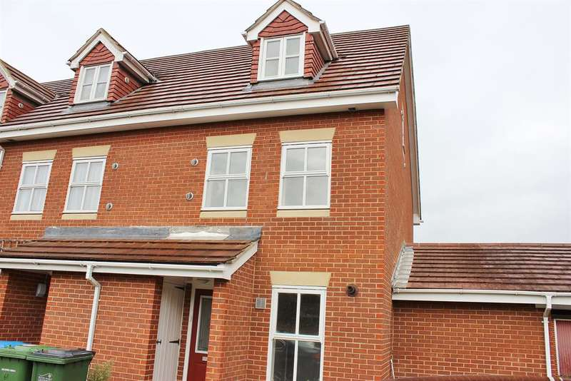 3 Bedrooms End Of Terrace House for sale in Floathaven Close, Thamesmead, London, SE28 8SN