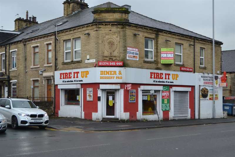 1 Bedroom End Of Terrace House for sale in Whetley Lane, Bradford, BD8 9DL
