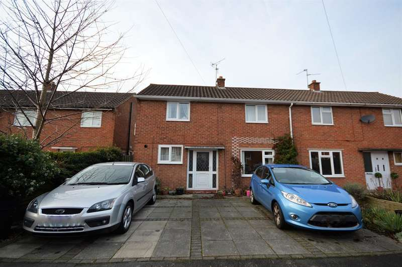 2 Bedrooms Semi Detached House for sale in Dukes Close, Wigston, LE18 2ED