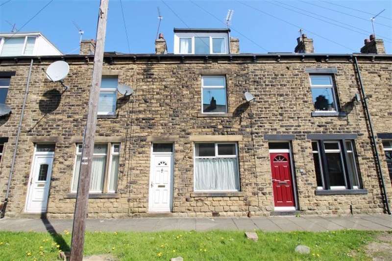 3 Bedrooms Terraced House for sale in Oakroyd Mount, Pudsey, LS28 7QH