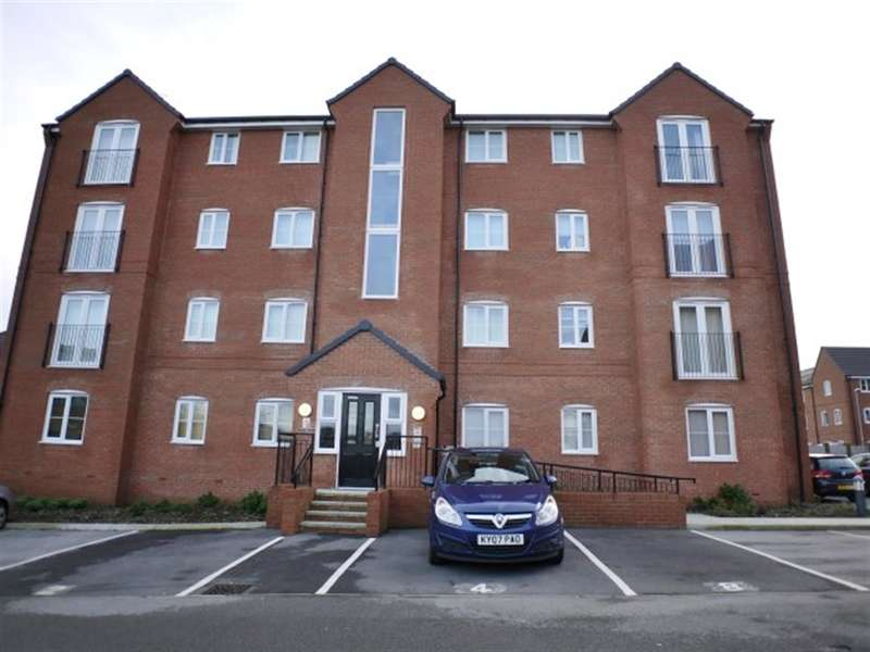 2 Bedrooms Ground Flat for sale in Bramhall House, Chapman Road, Thornbury, BD3
