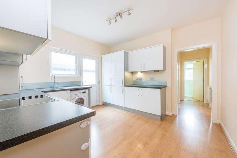 2 Bedrooms Flat for sale in Gunnersbury Avenue, Ealing, W5