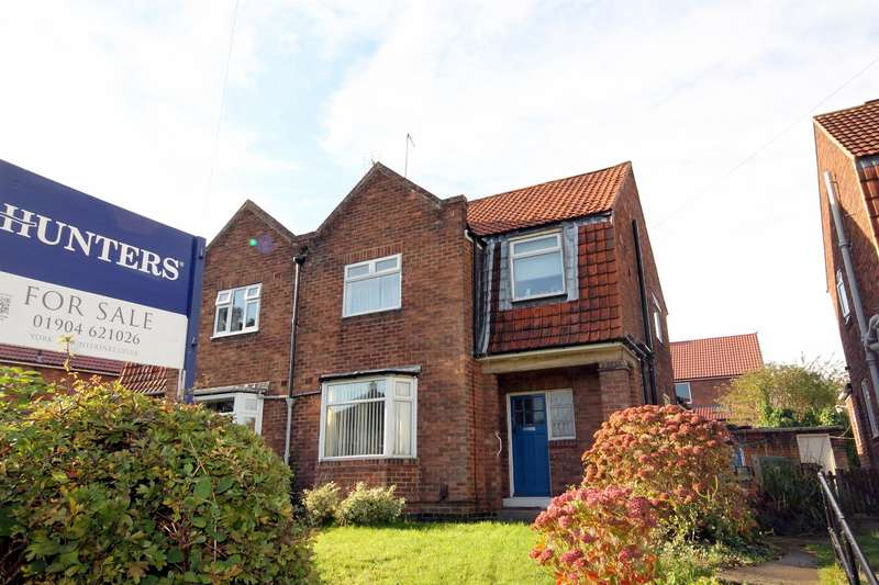 3 Bedrooms Semi Detached House for sale in Water Lane, Clifton, York, YO30 6PW