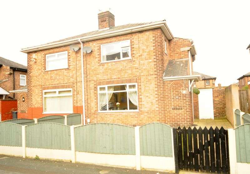 2 Bedrooms House for sale in Gaskell Avenue, Latchford, Warrington