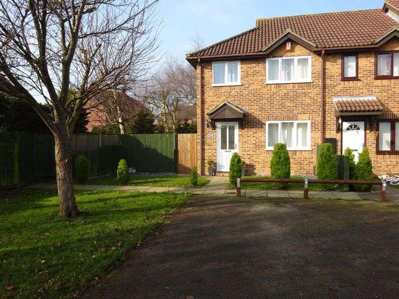 3 Bedrooms Terraced House for sale in Riverdene Mews, Taverham Norwich