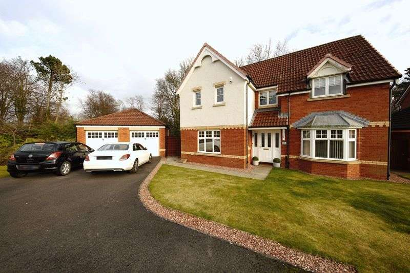 5 Bedrooms Detached House for sale in Grange Gait, Dundee