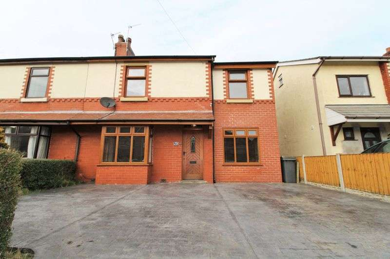 3 Bedrooms Semi Detached House for sale in Moss Lane, Hesketh Bank, Preston