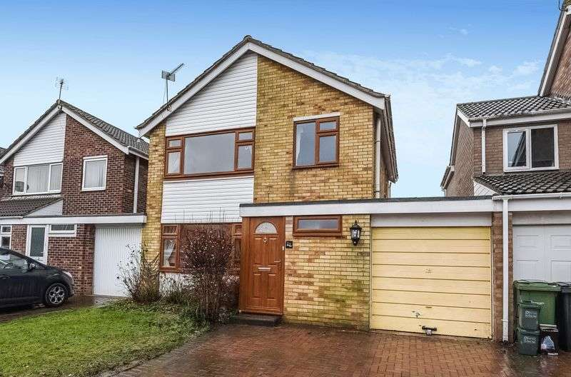 3 Bedrooms Detached House for sale in Wordsworth Road, Abingdon
