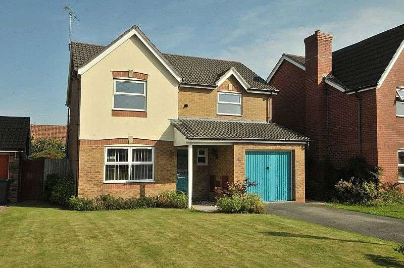 3 Bedrooms Detached House for sale in Chatteris Park, Sandymoor