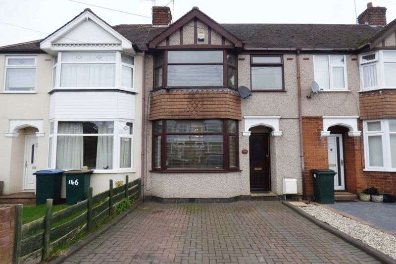 3 Bedrooms Terraced House for sale in Rotherham Road, Coventry