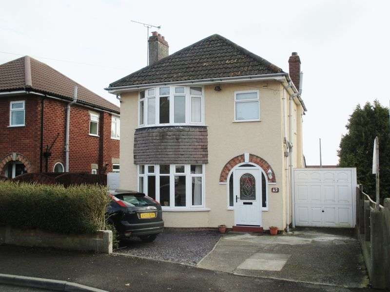 3 Bedrooms Detached House for sale in Glenthorne Avenue, Yeovil