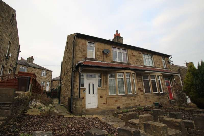 3 Bedrooms Semi Detached House for sale in Oakworth Road, Keighley, BD21