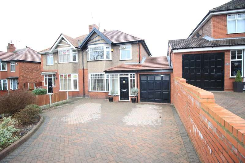 3 Bedrooms Semi Detached House for sale in Manchester Road, Tyldesley, Manchester, M29