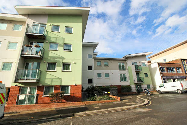 1 Bedroom Property for sale in Verney Street, EXETER, EX1