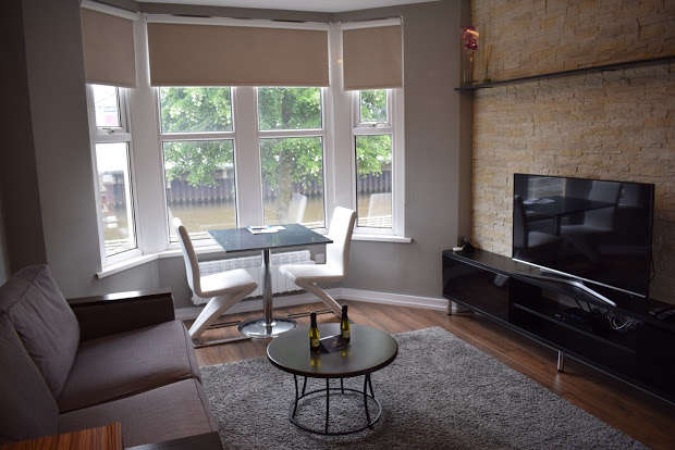 1 Bedroom Serviced Apartments Flat for rent in Fitzhamon Embankment, Cardiff, CF11