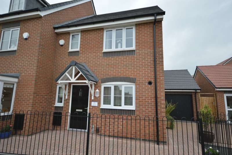3 Bedrooms Property for sale in Sommerfeld Road, Hadley, Telford, TF1