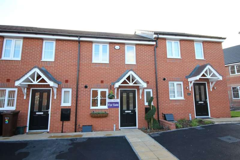 2 Bedrooms Property for sale in Wards Bridge Gardens, Wednesfield, Wolverhampton, WV11