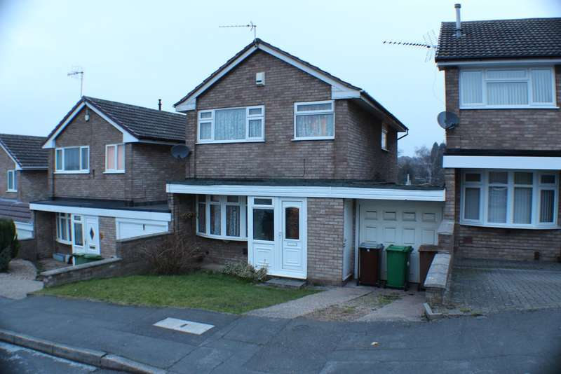 3 Bedrooms Detached House for sale in Torkard Drive, Bestwood
