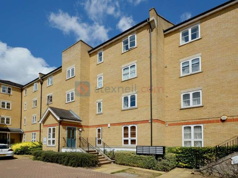 1 Bedroom Flat for sale in Wheat Sheaf Close, Isle of Dogs E14