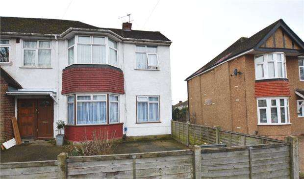 2 Bedrooms Maisonette Flat for sale in Drayton Gardens, West Drayton