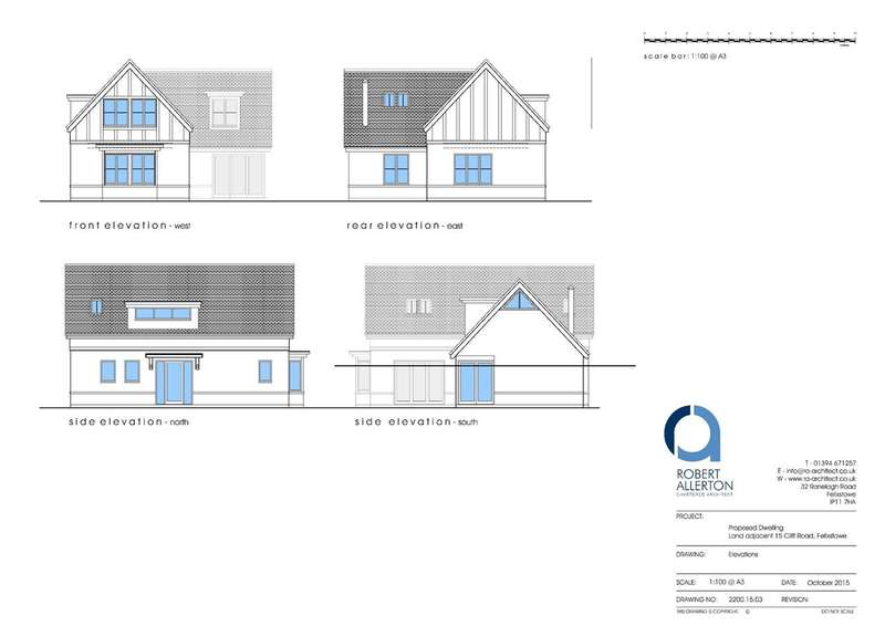 4 Bedrooms Land Commercial for sale in Cliff Rd, Felixstowe