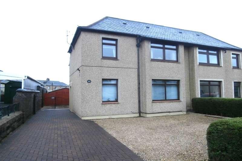 3 Bedrooms Property for sale in Burnhead Road, Larbert, FK5