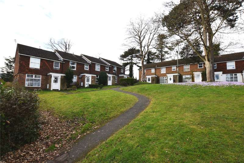 3 Bedrooms Terraced House for sale in Valroy Close, Camberley, Surrey, GU15
