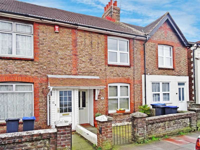 2 Bedrooms Terraced House for sale in Penfold Road, Broadwater, Worthing, BN14
