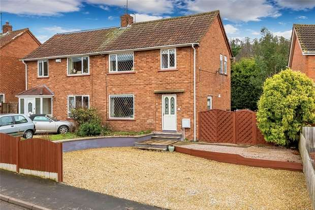 3 Bedrooms Semi Detached House for sale in 97 Lodge Lane, Bridgnorth, Shropshire