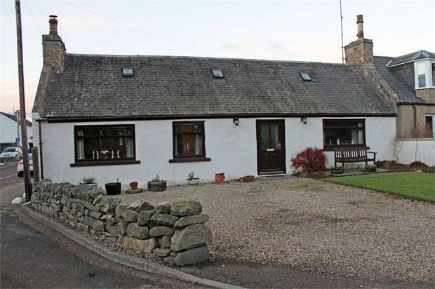 3 Bedrooms Cottage House for sale in Marypark, Ballindalloch, Moray