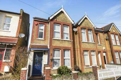 3 Bedrooms End Of Terrace House for sale in Blandford Road, Beckenham