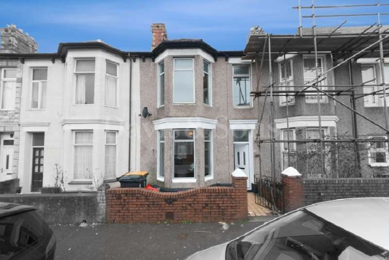 3 Bedrooms Terraced House for sale in London Street, Maindee, Newport. NP19 8DW