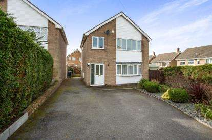 3 Bedrooms Detached House for sale in Princess Street, Brimington, Chesterfield, Derbyshire