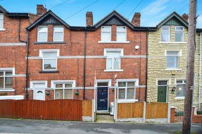 3 Bedrooms Terraced House for sale in Linden Street, Mansfield, Nottinghamshire, Na