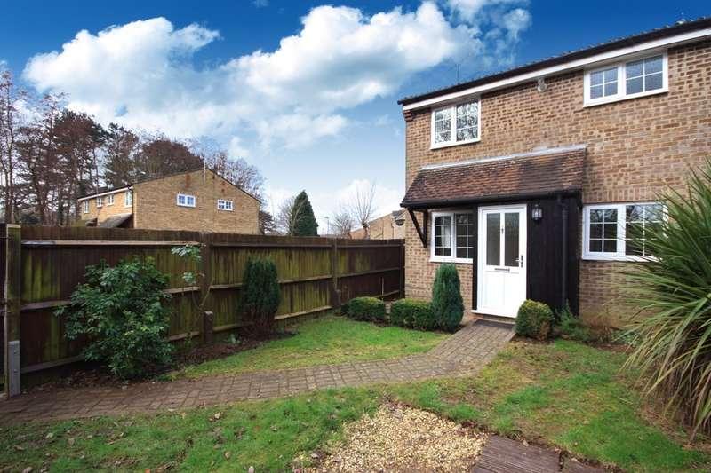 1 Bedroom Terraced House for sale in Ridgehurst Drive, Horsham