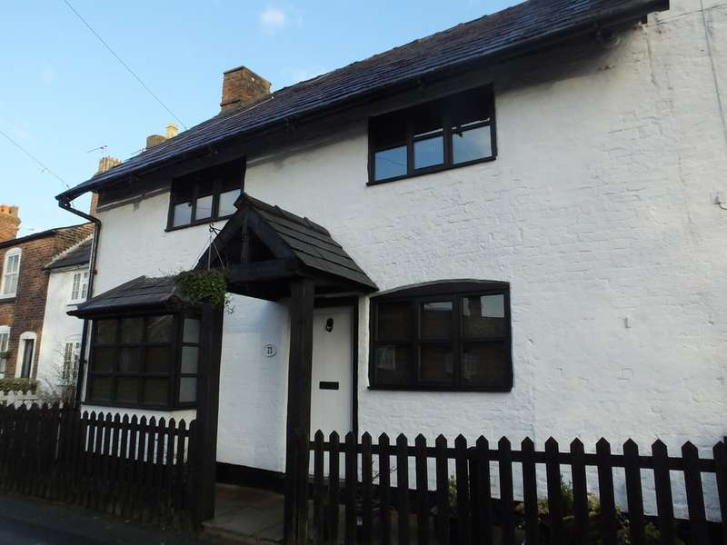 3 Bedrooms Cottage House for sale in Mobberley Road, Knutsford