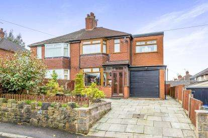 3 Bedrooms Semi Detached House for sale in Rhondda Avenue, Stoke-On-Trent, Staffordshire, .