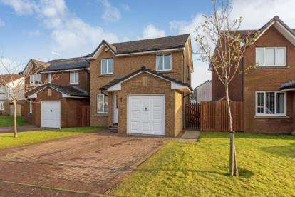 3 Bedrooms Detached House for sale in Yetholm Gardens, East Mains