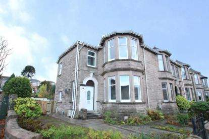 3 Bedrooms End Of Terrace House for sale in Eldon Street, Greenock