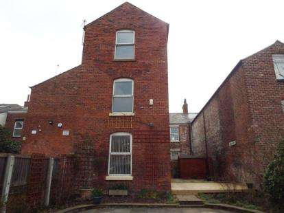 House for sale in Castle Street, Southport, Lancashire, Uk, PR9