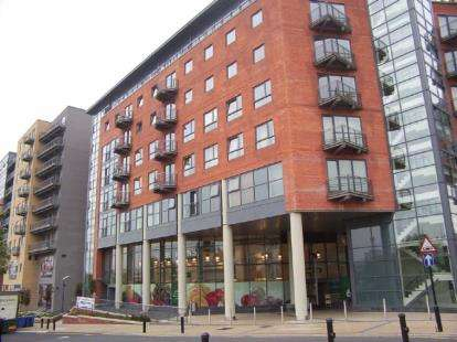 2 Bedrooms Flat for sale in West One Central, 12 Fitzwilliam Street, Sheffield, South Yorkshire