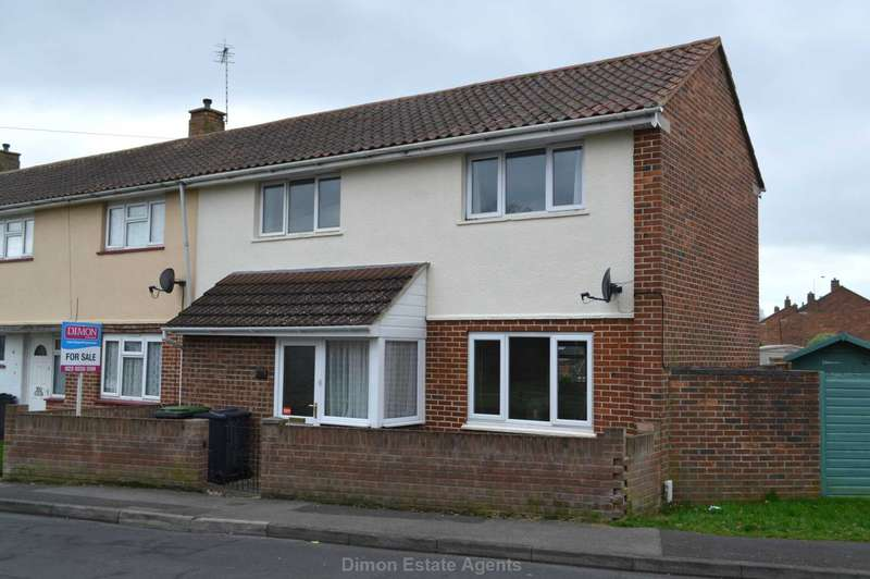 3 Bedrooms End Of Terrace House for sale in Wych Lane, Bridgemary