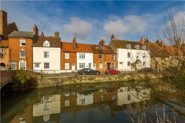 2 Bedrooms Terraced House for sale in Thames Street, ABINGDON, Oxfordshire, OX14 3HZ