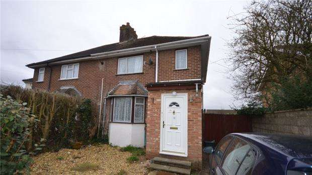 3 Bedrooms Semi Detached House for sale in South Ham Road, Basingstoke, Hampshire