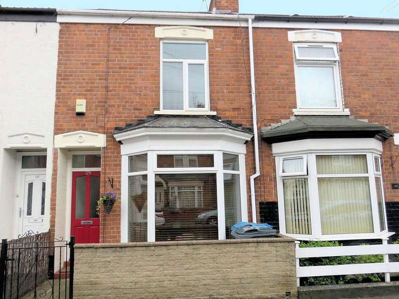 2 Bedrooms House for sale in Clumber Street, HULL, HU5 3RJ