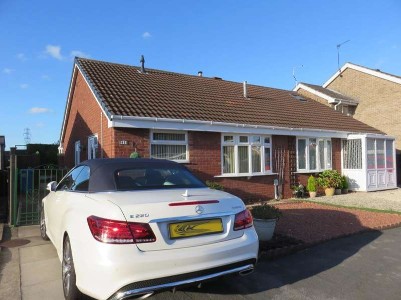 2 Bedrooms Bungalow for sale in Evergreen Drive, Beverley High Road, HULL, HU6 7YD