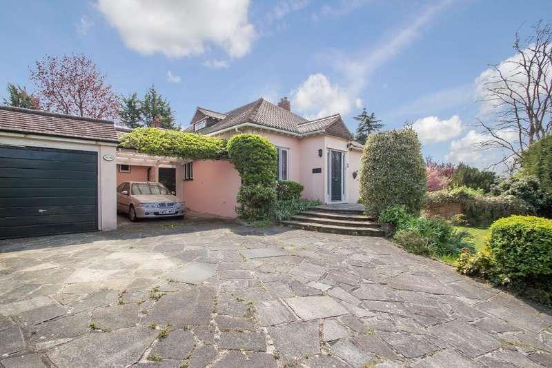 4 Bedrooms Detached House for sale in Hook Hill, Sanderstead, Surrey, CR2 0LB