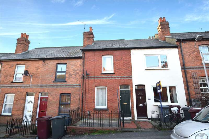 2 Bedrooms Terraced House for sale in Collis Street, Reading, Berkshire, RG2